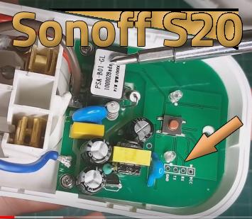 Sonoff S20 Firmware